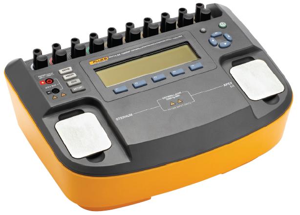 Impulse 7000 Analizador de Desfibriladores/Marcapasos